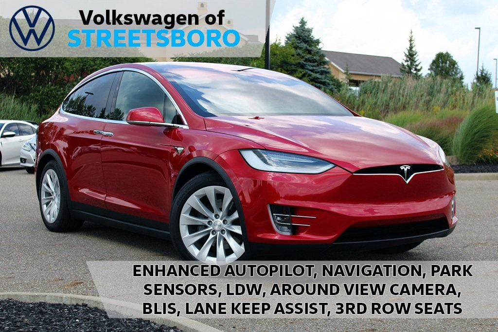 Pre-Owned 2019 Tesla Model X 100D AWD 4D Sport Utility